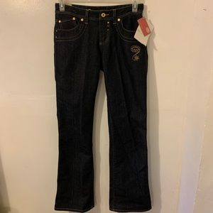NEW Ecko Red Junior Girls Jeans Size 7